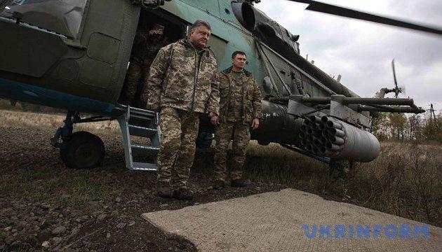 Україна втратила на Донбасі вже 2652 бійці – Порошенко