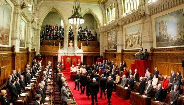 У Канаді вимагають посилити санкції проти Росії