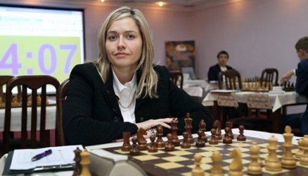 Марія Музичук та Наталія Жукова грають на шаховому Євро без втрат