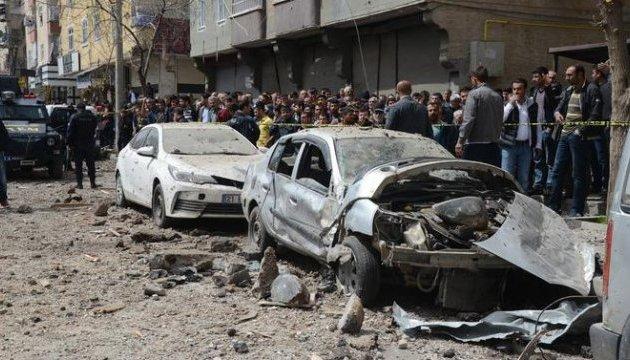 КРП взята на себе відповідальність за теракт в Діярбакирі