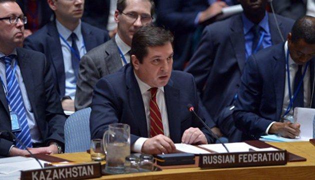 Представник РФ нагрубив британському колезі під час засідання Радбезу ООН