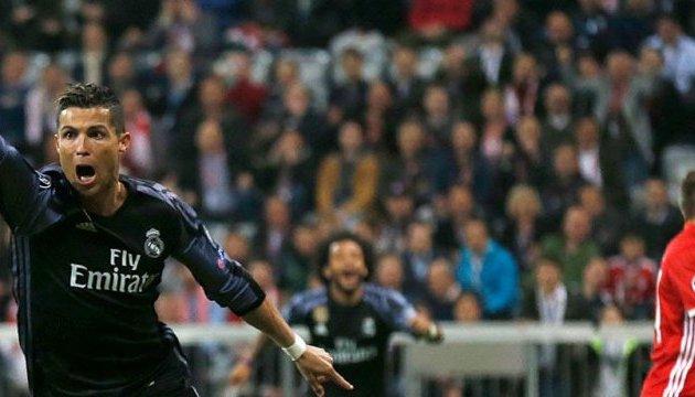 Роналду - самый популярный спортсмен мира по версии ESPN