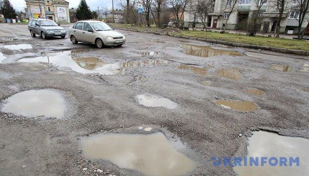 В Укравтодорі сказали, коли поточні ремонти доріг