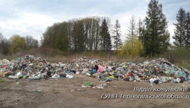 Заступник Садового просить покарати тих, хто завіз львівське сміття на Київщину