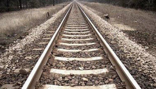 На Луганщині бойовики підірвали залізничну колію