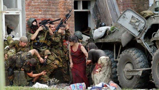 Євросуд зобов'язав РФ виплатити €3 мільйони родичам загиблих у Беслані