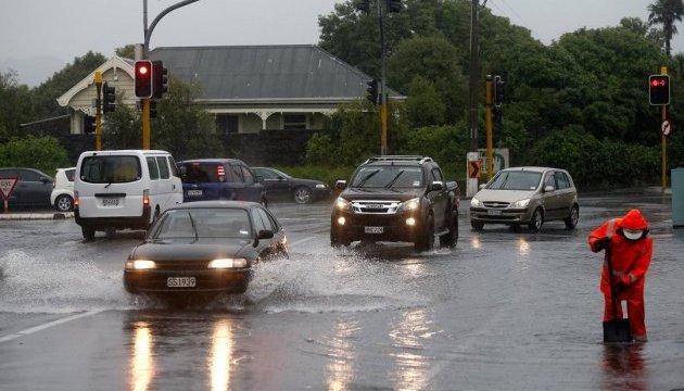 Прибережні райони Нової Зеландії евакуювали через потужний шторм