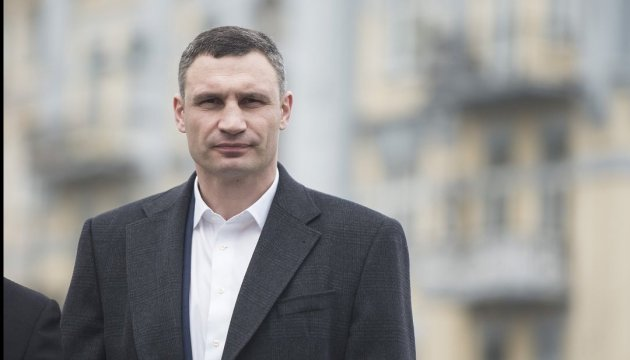 Vitali Klitschko tomorrow to open Made in Kyiv exhibition