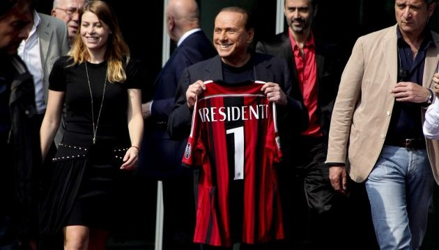 Берлусконі продав ФК