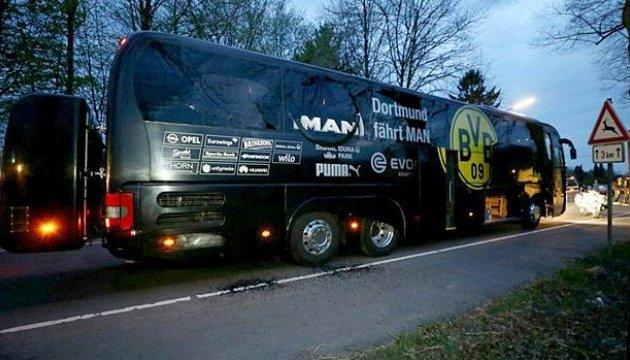 У Німеччині арештували підозрюваного в підриві автобуса