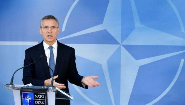 НАТО допоможе Україні посилити кібероборону – Столтенберг