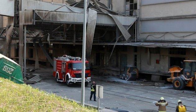 На зерновому складі у Хорватії стався вибух, є постраждалі