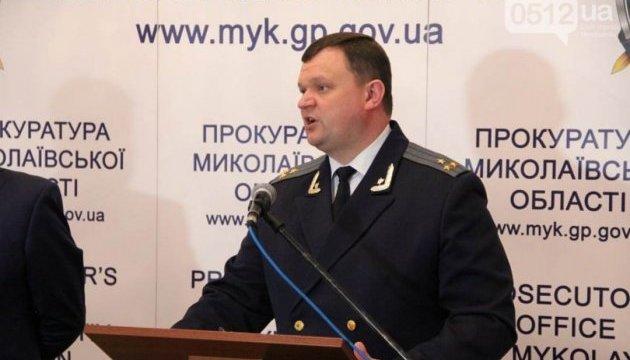 Обшуки у Миколаївоблавтодорi пов'язані з розтратою майже 500 тисяч - прокурор