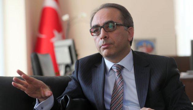 Аннексия Крыма никогда не будет легитимизирована - посол Турции