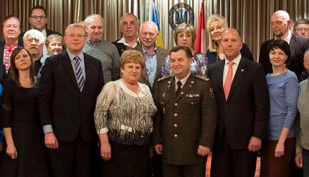 Лідер канадської діаспори з нагоди Великодня звертається до українців