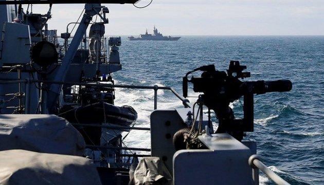 ВМС Британії супроводять російські кораблі через Ла-Манш