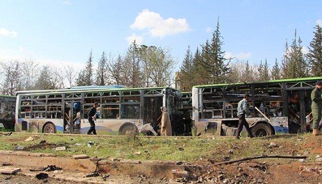 Алеппо: Туреччина засудила атаки на мирних жителів