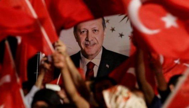 У Туреччині не скасовуватимуть підсумки референдуму