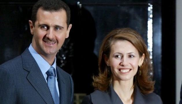 Башар Асад із дружиною заразилися коронавірусом
