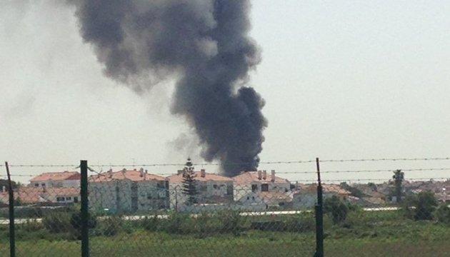 У Португалії розбився літак, п'ятеро загиблих