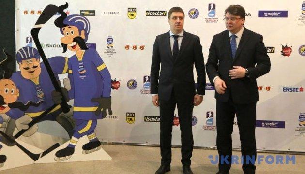 Кириленко збирає організаційний комітет хокейного ЧС
