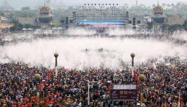 Новый год в Мьянме: фестиваль унес жизни 285 человек, ранены - 1073
