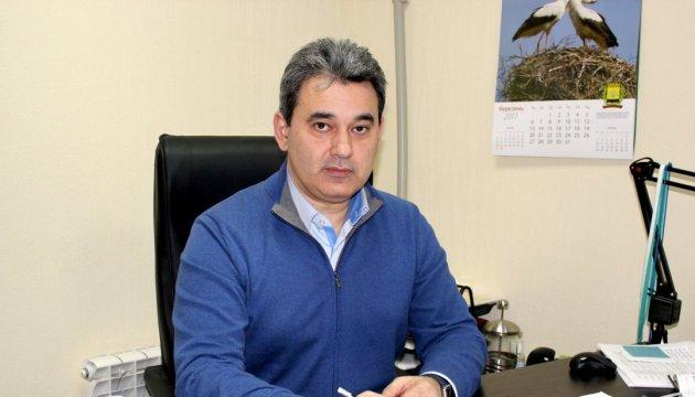 Сергій Натрус, директор департаменту екології та природних ресурсів Донецької ОДА