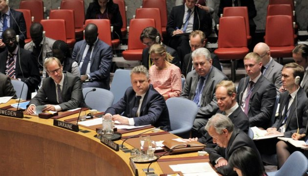 Ukraine's mission to UN tells about massive human rights violations in Crimea, Donbas