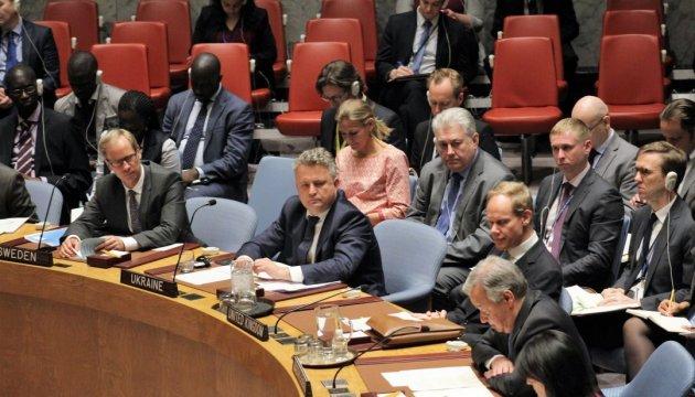 Україна в ООН: Окупанти в Криму та на Донбасі масово порушують права людини