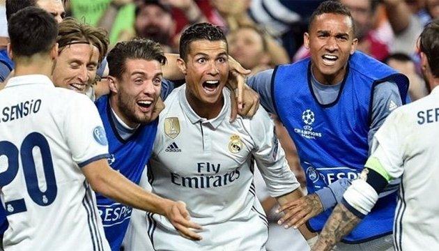 Ліга чемпіонів УЄФА: