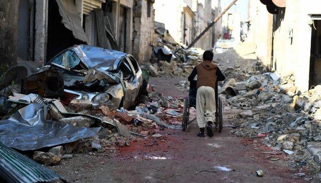 ООН пропонує передати справу про напад в Алеппо до Гаазького суду