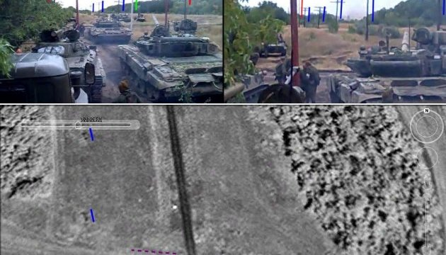 Bellingcat: Russia uses T-90A tanks in Donbas