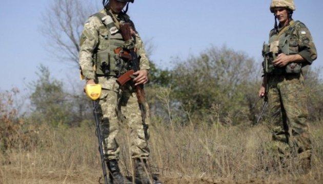 Франція передала Україні обладнання для дистанційного розмінування