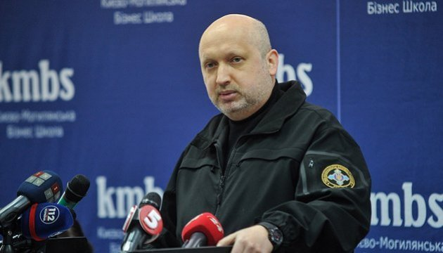 Domestic military–industrial complex meets all basic needs of Ukrainian security forces – NSDC Secretary Turchynov
