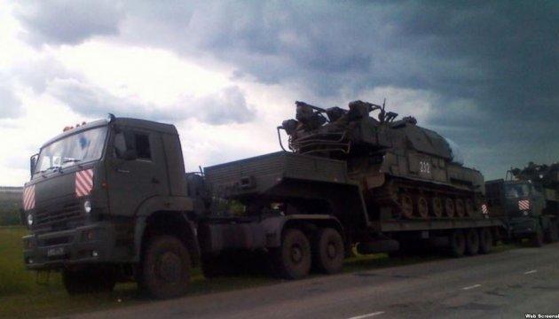 Россия перебрасывает военную технику ко границе с Северной Кореей – СМИ