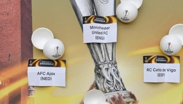 Ліга Європи УЄФА: визначилися пари 1/2 фіналу