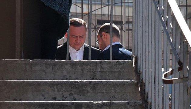Адвокат Мартыненко говорит, что его подзащитному не хватит денег на залог