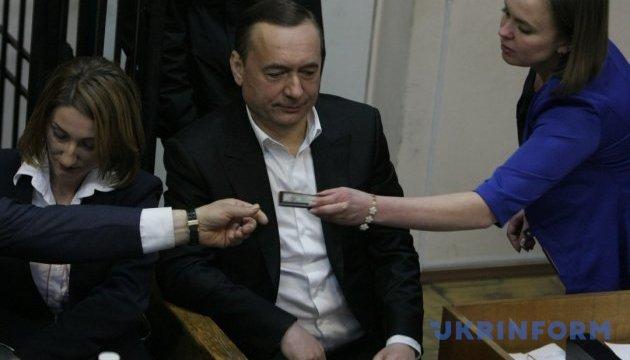 Экс-депутат Мартыненко проиграл апелляцию в швейцарском суде