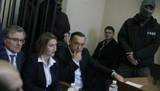 Суд призначив дату нового розгляду справи Мартиненка