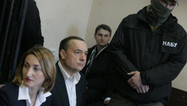 Адвокати не розуміють, в чому підозрюється Мартиненко