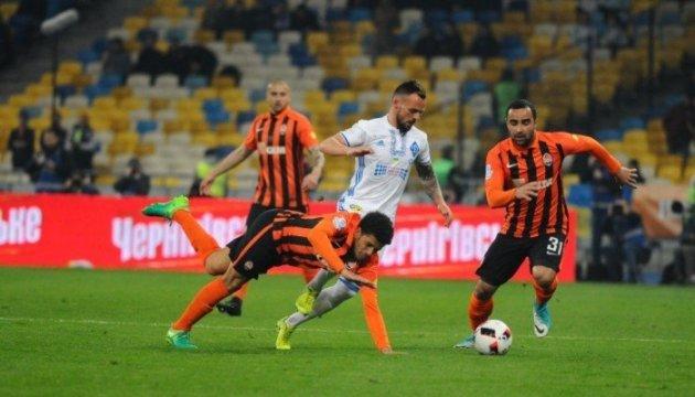 Le FK Chakhtar Donetsk a battu le Dynamo Kiev