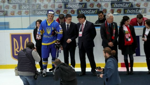 Кириленко побажав успіхів учасникам київського ЧС з хокею
