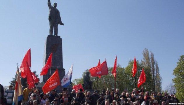 У день народження Леніна у Севастополі приймали в партію і комсомол