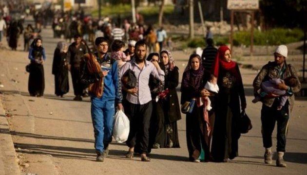 После освобждения в Мосул возвращаются сотни тысяч жителей