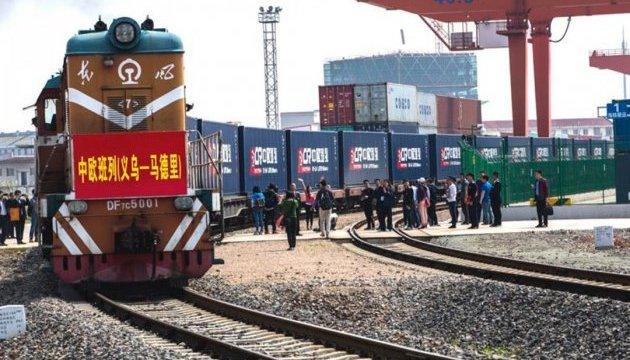 Китай підписав залізничну угоду з шістьма країнами