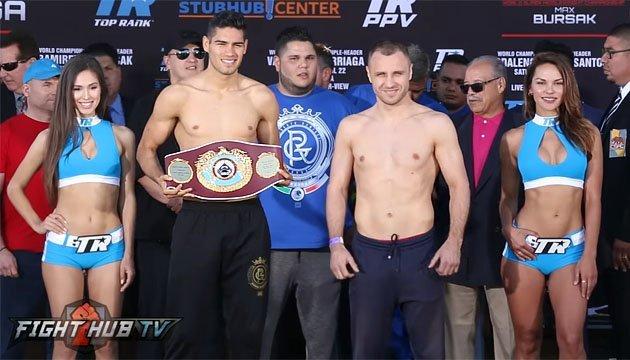 Боксер Максим Бурсак програв титульний бій з Хільберто Раміресом