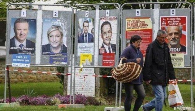 На заморских территориях Франции уже голосуют на выборах президента