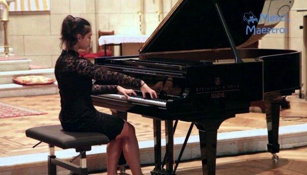 У Брюсселі українці вийшли у фінал міжнародного конкурсу юних піаністів