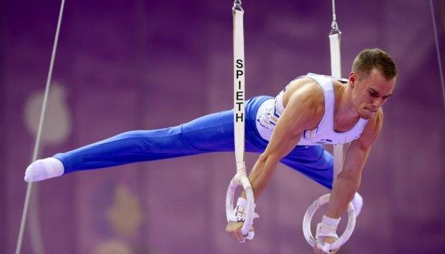 Гімнаст Олег Верняєв став дворазовим чемпіоном Всесвітньої Універсіади