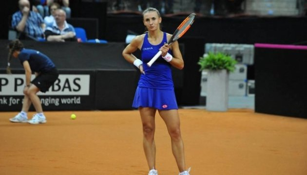 Теніс: Україна поступилася Німеччині в Кубку Федерації